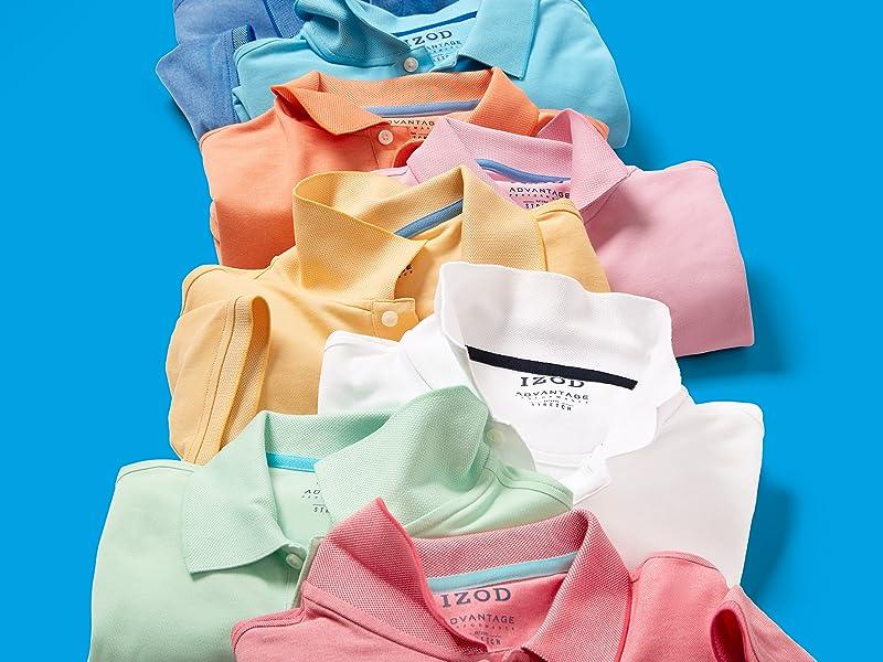 Sportswear, IZOD polo