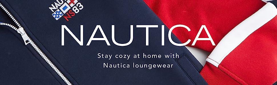 stay cozy at home loungewear sleepwear men nautical comfortable casual
