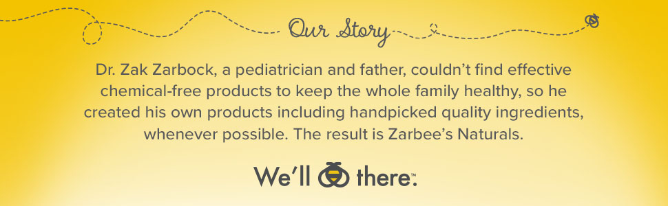 Zarbee's Naturals Safe and Effective Baby Products