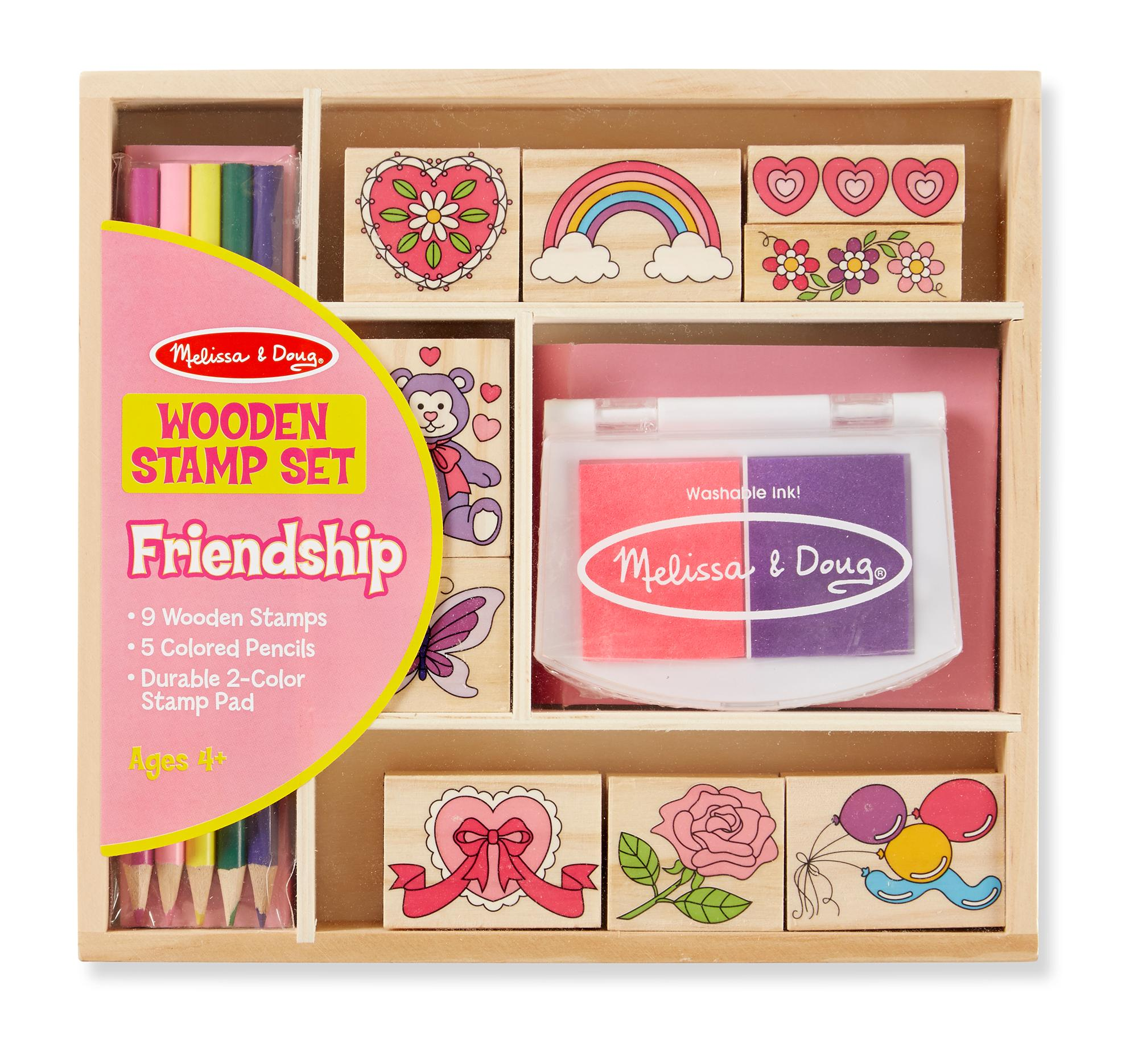 Rubber stamp craft supplies - View Larger