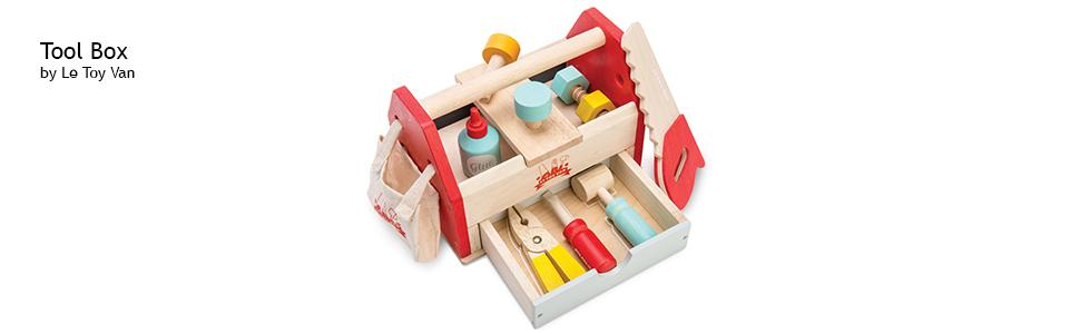 ce06ef418 le toy van, ltv, wooden toys, cars, construction, tv476, tool