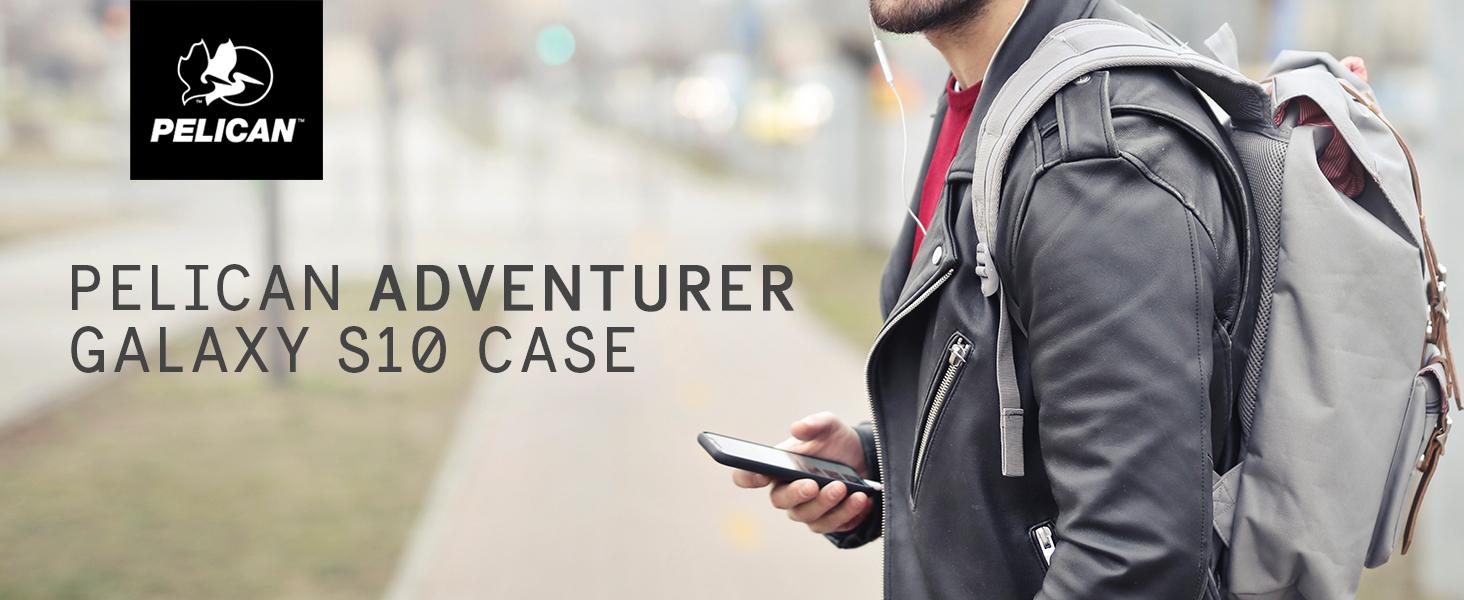 Pelican Adventurer Galaxy S10 Case