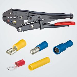 KNIPEX 97 90 22 Crimp-Sortiment f/ür Kabelverbinder