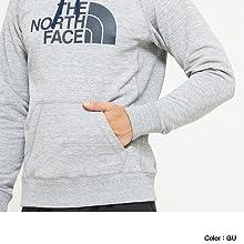 [THE NORTH FACE(ザ・ノース・フェイス)]パーカー カラーヘザードスウェットフーディ メンズ