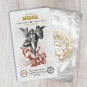 tarot; angels; oracle; rockpool; new age; guardian; occult; kabbalah; Shem HaMephorash; michael