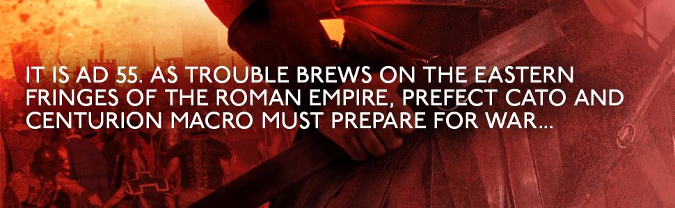 Simon Scarrow, The Blood of Rome, Cato and Macro, Roman, Eagles of the Empire