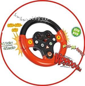 Big 56487 Multi Sound Wheel Kinderfahrzeuge Soundlenkrad