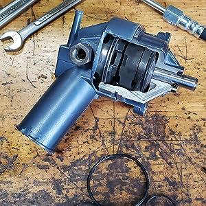 Power Steering Pump Repair