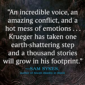 steel crow saga,paul kreuger;fantasy;science fiction;epic fantasy;teen fantasy adventure;scifi book