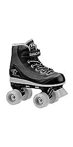 Trac Star, Boys Firestar quad roller skates ...