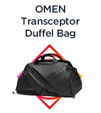 OMEN Transceptor Duffel Bag