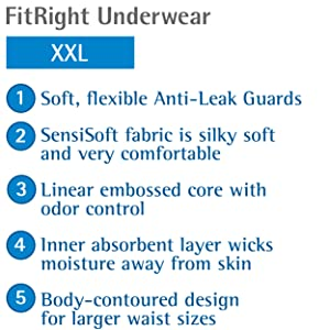 adult incontinence underwear diapers briefs with tabs depends prevail