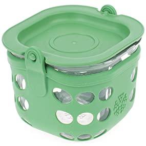 lifefactory, life factory, food storage, container, tupperware, food container