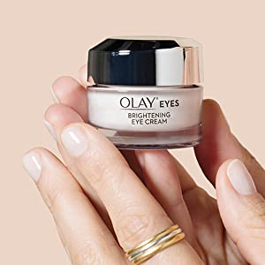 Amazon Com Olay Vitamin C Brightening Eye Cream To Help Reduce