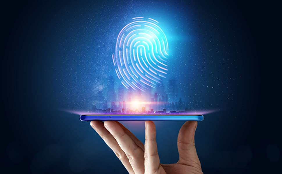 Anti Oil Smart Fingerprint Sensor for enhanced security