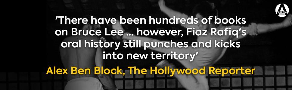 hollywood reporter bruce lee birlinn sport martial arts legend casemate book