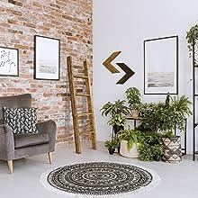 ladder living room