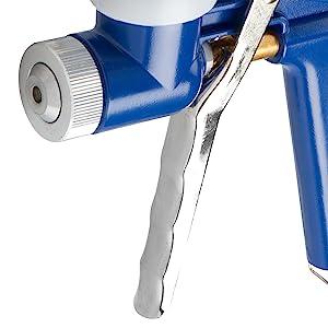 pulverizador de aire para gatillo de pintura