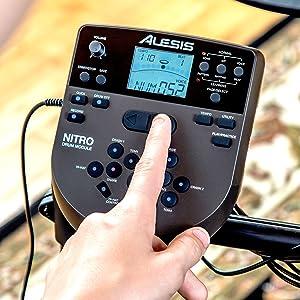 電子ドラムセット / 初心者 / 入門 / 練習 / ドラム / ドラムセット / エレドラ / 3シンバル / おすすめ / 録音 / イヤホン / バンド / フットペダル / ペダル /  防音