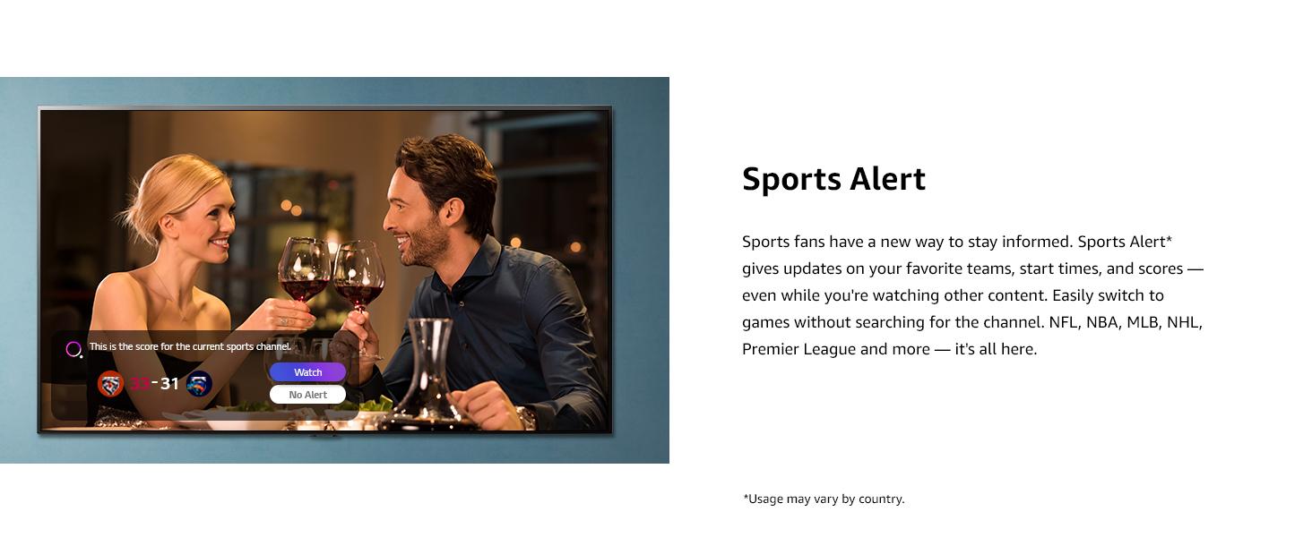 sports alert