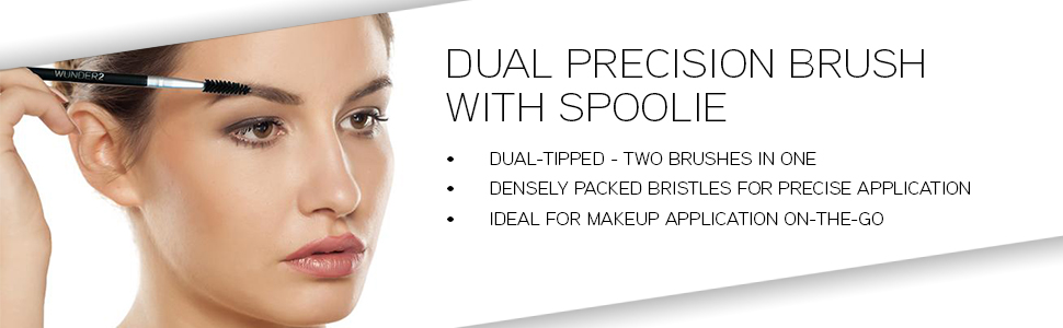brow brush eyebrow brush eyebrow gel spoolie brow makeup