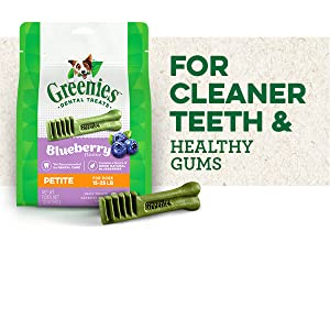 FOR CLEANER TEETH & HEALTHY GUMS