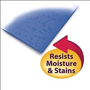 Smead Press Guard classification file folders, legal size, special coating resists moisture