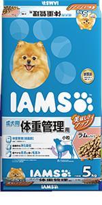 成犬用 体重管理用 ラム&ライス小粒