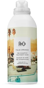Palm Springs pre-shampoo treatment