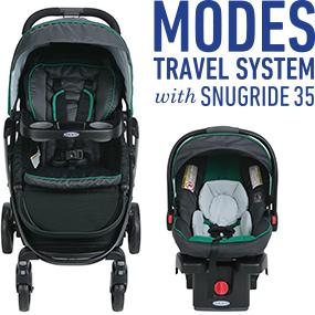 Amazon Com Graco Modes Travel System Francesca One
