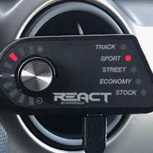 Towing Version for Toyota /& Lexus Hypertech 102500 React Throttle Optimizer