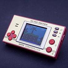 console;vintage;enfance;retro;rétro;jeux;jeu;portable;TV;Game;Arcade;pocket;