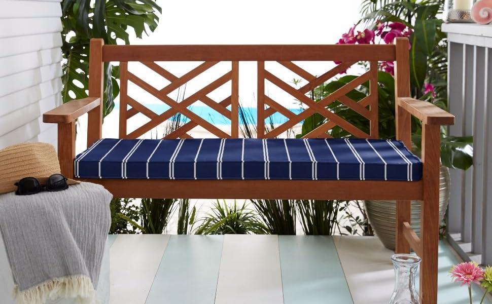 outdoor loveseat cushions, sofa cushion, seat cushion, mozaic, outdoor pillow, cushion cover
