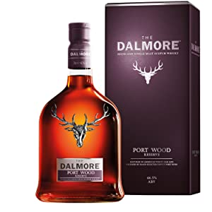 The Dalmore Port Wood Whisky Escocés - 700 ml: Amazon.es: Alimentación y bebidas