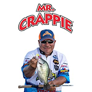 Wally Marshall is Mr. Crappie