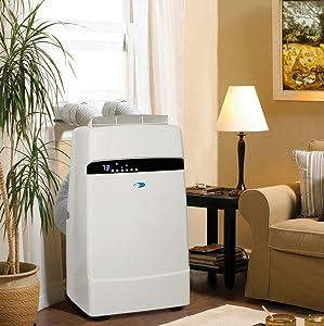Amazon Com Whynter 12 000 Btu Dual Hose Portable Air