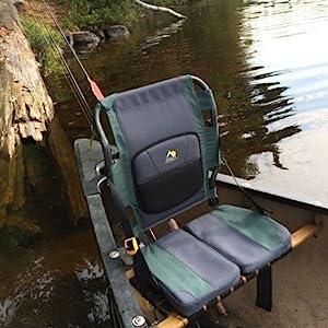 Gci canoe seat