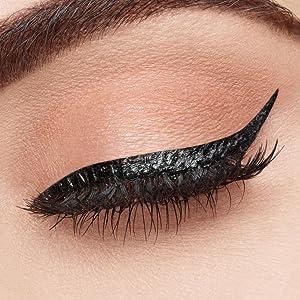 liquid eyeliner, eyeliner, black eyeliner, loreal paris, makeup