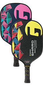 Amazon.com : GAMMA Sports 2.0 Pickleball Paddles: Atomic 2.0 ...
