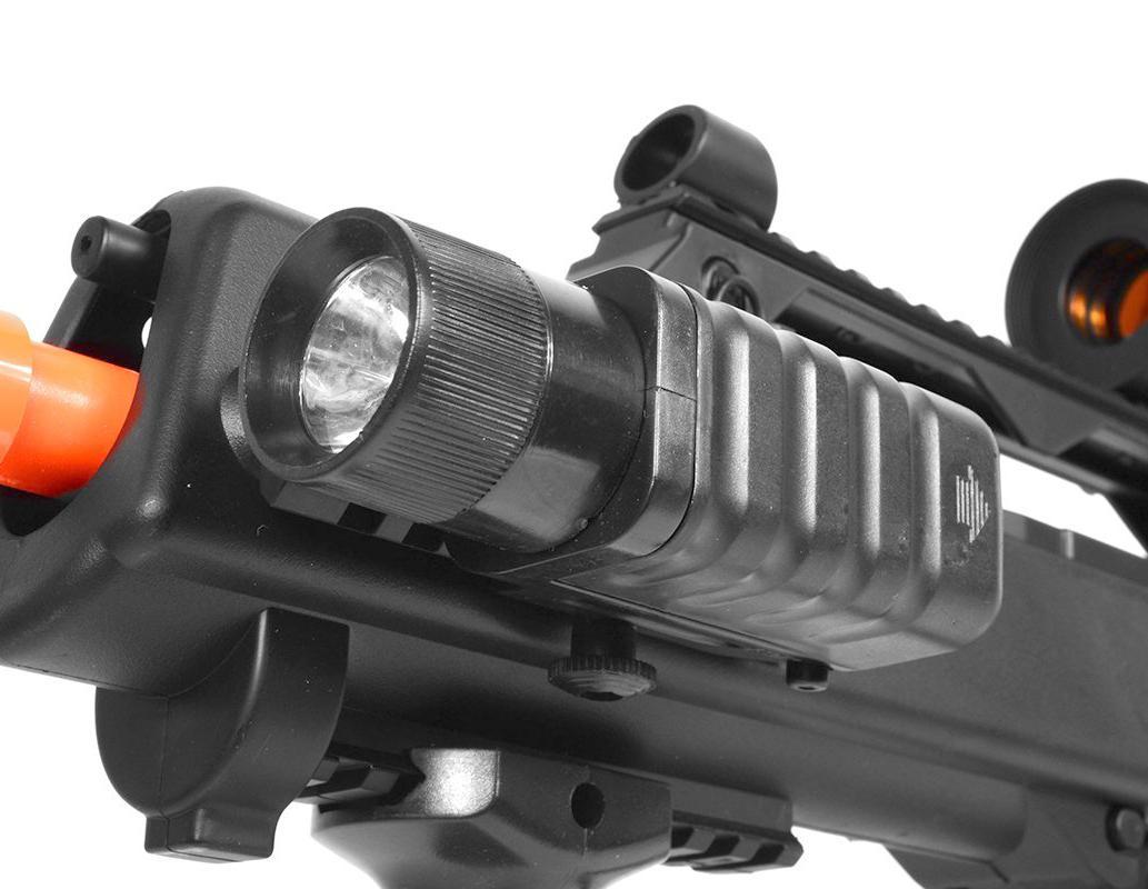 amazon com double eagle m85p aeg electric airsoft gun rifle