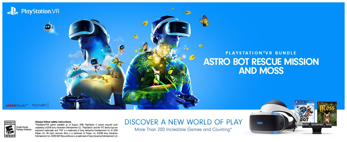 Amazon com: PlayStation VR - Borderlands 2 and Beat Saber Bundle