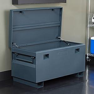 """Job Smart 36/"""" 7 Draw Top box  lockable JS3607B"""