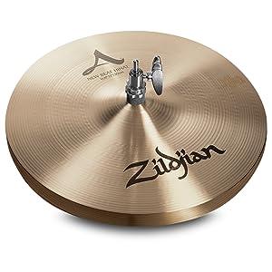 Zildjian, A Series, A Family, 12, 13, 14, 15, new beat, hihats, cymbal, percussion, professional