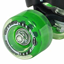 Laser wheels