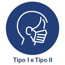 mascherine TIPO I, mascherine TIPO II, mascherine chirurgiche, mascherine THD, mascherine italiane