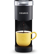keurig k-mini coffee maker, mini coffeemaker, kmini brewer, kuerig, k-cup pod single serve brewer