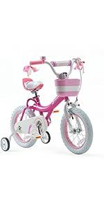 Jenny & Bunny Girl's Bike
