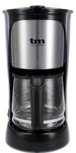 TM Electron TMPCF007 Cafetera, Plastic, Acero Inoxidable: Amazon ...