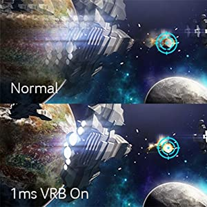 Nitro VG271U WQHD IPS Radeon FreeSync VESA DisplayHDR 400 Gaming 144Hz 1ms Monitor Display