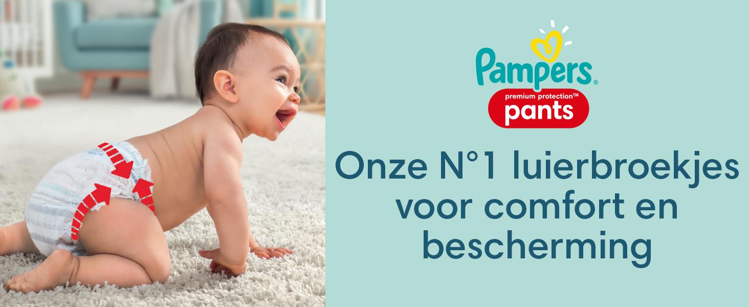Pampers Premium Protection Pants Luierroekjes